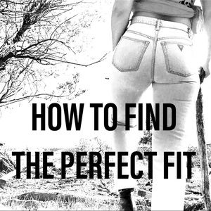 ❤️ HOW TO FIND THE PERFECT FIT ❤️